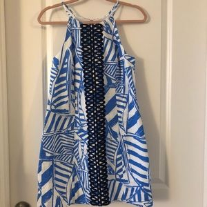 NWT Lilly Pulitzer Blue Annabelle Shift